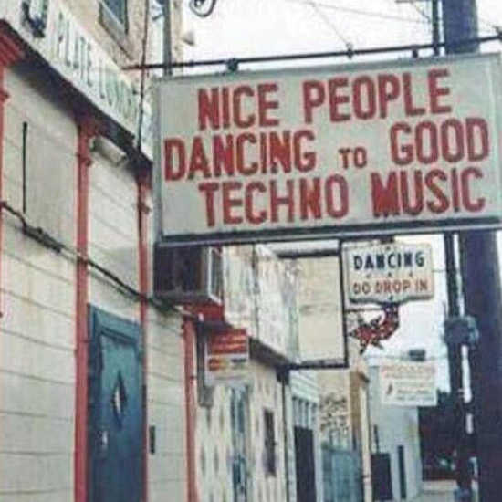 nice people good techno