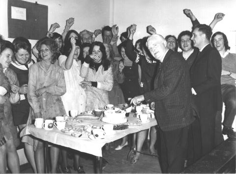 Newbury-Electronics-staff-party-1963